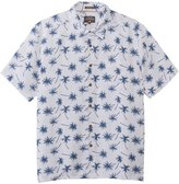 Quiksilver Men's Mini Palms Short Sleeve Shirt 8141716