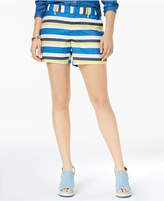 Tommy Hilfiger Striped Shorts, Created for Macy's
