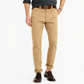 J.Crew Wallace & Barnes Japanese selvedge chino