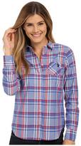 U.S. Polo Assn. Plaid Poplin Casual Shirt