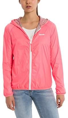 Bench Women's Core Easy Windbreaker Waterproof Jacket,Small