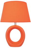 Lite Source Viko Table Lamp (Orange)