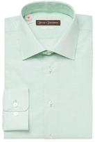 Hickey Freeman Cotton Classic Fit Dress Shirt