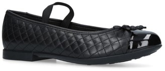 Geox Quilted Flats