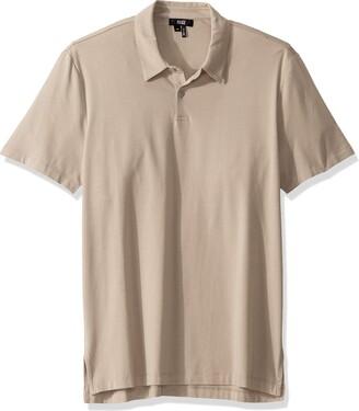 Paige Men's Burke Short Sleeve Polo Tee