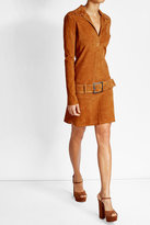 Jitrois Suede Dress
