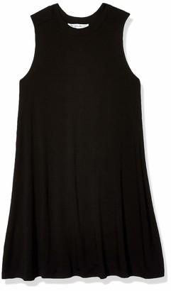 BCBGeneration Women's Sleeveless Back Yoke Dress