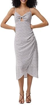 French Connection Aura Ditsy Print Verona Dress