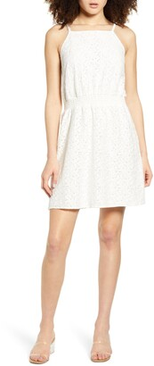Only Ola Lace Minidress