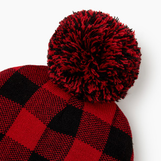 Roots Kids Park Plaid Toque