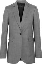 Joseph Laurent Super 100 Wool-twill Blazer - Gray