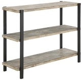 Household Essentials Convenience Concepts Wyoming Console Table Wood