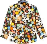 Paul Smith Multi Balls Print Shirt