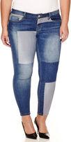 LOVE INDIGO Love Indigo Skinny Crop Jeans