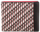 Christian Louboutin Printed Leather Wallet