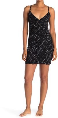 Abound Printed Camisole Slip Dress