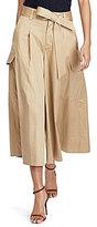 Polo Ralph Lauren Cotton Chino Wide-Leg Pants