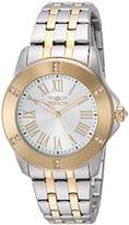 Invicta Women's 'Specialty' Quartz Stainless Steel Casual Watch