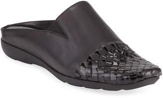 Sesto Meucci Gen Woven Loafer Mules