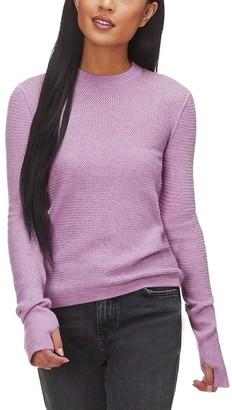 Basin and Range Sheer Crew Sweater - Women's