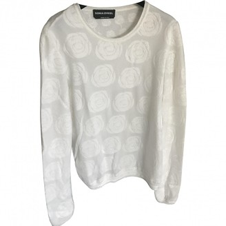 Sonia Rykiel White Knitwear for Women