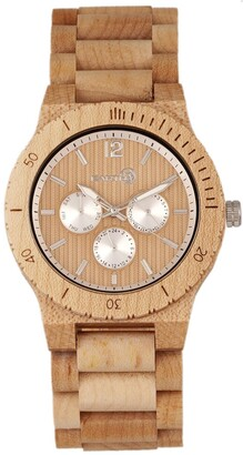 Earth Wood Men's Baobab Watch
