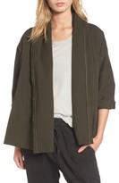 James Perse Women's Blanket Kimono Jacket