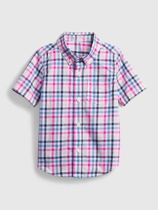 Gap Toddler Poplin Shirt