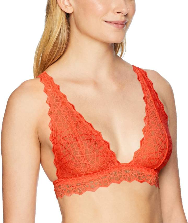 Cosabella Women's Sweet TreatsTM Star Tall Triangle Bralette Bra
