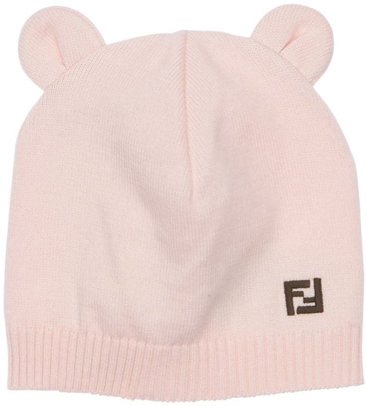 ICECTR Mother-Child Matching Hat Cute Solid Pink Color Rabbit Ears Mom Kids Bunny Fleece Hats