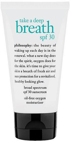 philosophy take a deep breath spf 30 2 oz (59 ml)