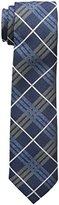 Haggar Men's Big-Tall Plaid Necktie - Extra Long