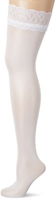 Fiore Women's Contessa/Sensual Hold-up Stockings 40 DEN