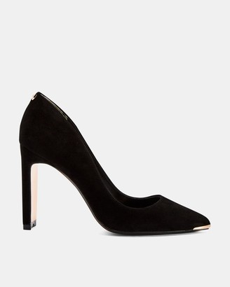 Ted Baker Wide Heel Courts
