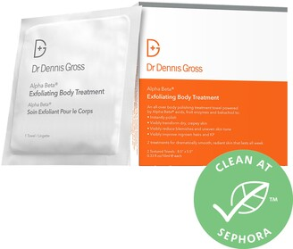 Dr. Dennis Gross Skincare Alpha Beta Exfoliating Body Treatment