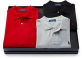 Ralph Lauren 8-20 Cotton Polo 3-Piece Gift Set