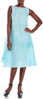 Ter Et Bantine Woven A-Line Midi Dress