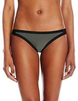 Body Glove Women's Seaway Flirty Surf Rider Bikini Bottom