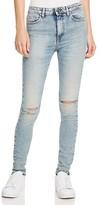 Iro . Jeans IRO.JEANS Esra Skinny Jeans in Bleached Blue