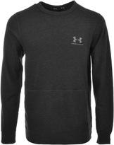 Under Armour Sportstyle Crew Neck Sweatshirt Grey
