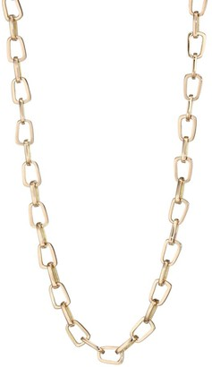 King Baby Studio Pop Top 18K Yellow Gold Chain Necklace
