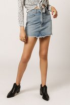 A Gold E Quinn Hi Rise Mini Skirt