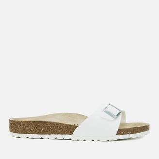 Birkenstock Women's Madrid Single Strap Sandals - White