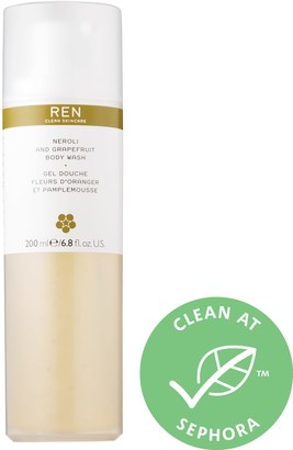 Ren Skincare Neroli and Grapefruit Body Wash