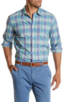 Dockers Mixed Print Slim Fit Woven Shirt
