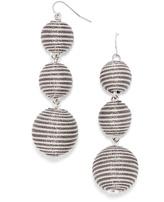 BaubleBar Concordia Crispin Ball Drop Earrings