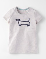 Boden Skinny Graphic T-shirt