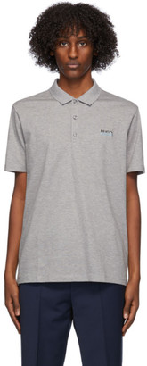 HUGO BOSS Grey Dovoy Polo