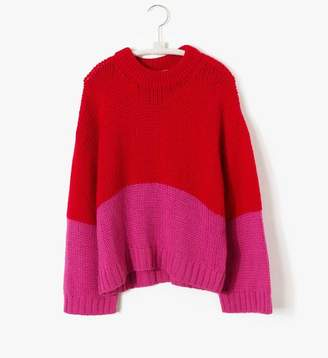 XiRENA The Sundance Knit In Red Pink - XS
