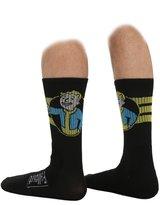 Bioworld Fallout Vault Boy Crew Socks